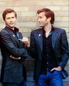Tennant times two <3