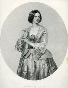 Charlotte Danby (engraving) by Anonymous