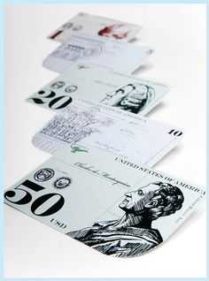 US currency redesign project, T&P