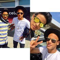 Neymar & Fan