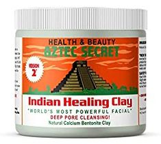 The ultimate mask for dull and dry natural hair - Bold Naturalista | Natural Hair Blog Maximum Hydration Method, Aztec Clay, Calcium Bentonite Clay, Indian Healing Clay, Mask For Oily Skin, Body Mask, Pore Cleansing, Donia, Best Face Mask