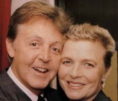 """In 1995 Linda McCartney was diagnosed with breast cancer, which later spread to her liver. She died at the age of 56, on April 17, 1998, at the family ranch in Tucson, Arizona. Paul's final words to her reportedly were: """"You're up on your beautiful Appaloosa stallion. It's a fine spring day. We're riding through the woods. The bluebells are all out, and the sky is clear-blue."""""""