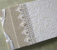 handmade wedding albums - Google Search