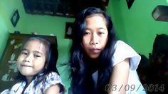 me and younger sister