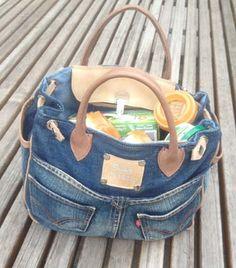 Jeans Taschen