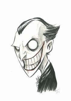 Joker by Chris Uminga