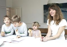 IS THIS BRITAIN'S MOST STYLISH FAMILY? MEET COURTNEY ADAMO, CO-FOUNDER OF BABYCCINO KIDS