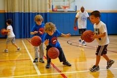 Basketball - Team Play Little Tykes- May Portland, Oregon  #Kids #Events