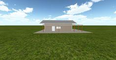 3D #architecture via @themuellerinc http://ift.tt/2mz9ZfJ #barn #workshop #greenhouse #garage #DIY