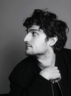 one of her brothers Louis Garrel, Poses, Hooked Nose, Inspiration Artistique, Big Noses, Ex Machina, Face Reference, Interesting Faces, Drawing People