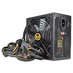 A-Power AK 800W 20+4-pin ATX Power Supply w/SATA & PCIe (Black)