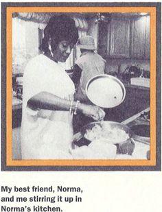 Patti LaBelle making sweet potato pie in 1999 (Sweet Potato Pie Recipes) Pie Recipes, Dessert Recipes, Cooking Recipes, Xmas Desserts, Dessert Ideas, Chicken Recipes, Pastry Blender, Mashed Sweet Potatoes, Dessert
