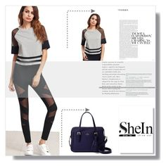 """SheIn"" by smail-2 ❤ liked on Polyvore featuring Kate Spade"
