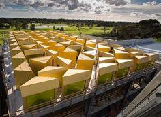 Glenn Murcutt unveils first images of Australian Islamic Centre in Melbourne