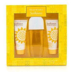 Sunflowers Coffret: Eau De Toilette Spray 100ml-3.3oz + Body Lotion 100ml-3.3oz + Hydrating Cream Cleanser 100ml-3.3oz - 3pcs