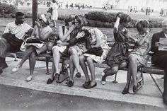 GARRY WINOGRAND | World's Fair, New York City, 1964 #Photography