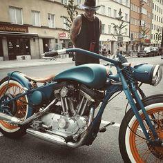 Instagram media by loenmontefusco - #sportstercustom #harleydavidsoncustom #motorbikes