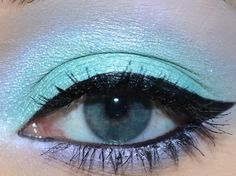 Eyes of the Day: Sugarpill Sparkle Baby