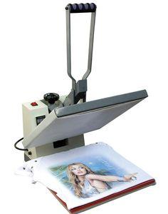 How To Print Fabrics With A Heat Press Machine