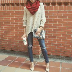 Outfit de otoño.