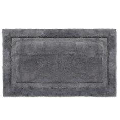 "Wamsutta Luxury Border Ultra Plush 100/% Micro Soft Cotton Bath Rug 30/""x48/"""