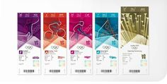 LogoLounge.com Article - 2012 Olympics Tickets