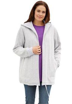 Reversible Jacket Water Resistant Nylon To Cozy Fleece
