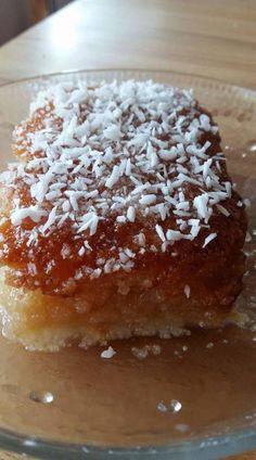 Greek Sweets, Greek Desserts, Cold Desserts, Greek Recipes, Apple Cake Recipes, Donut Recipes, Candy Recipes, Dessert Recipes, Cooking Recipes