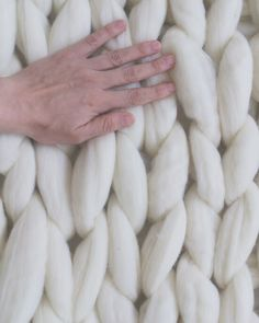 Awesome! 100% Merino wool from Spain.  www.knittingnoodles.es