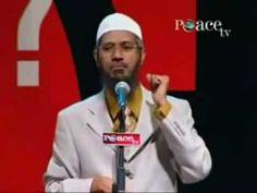 Dr.Zakir Naik Reply Florida Church  Burn Quran Day on 9/11 part 2