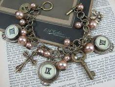 typewriter keys jewelry - Google Search