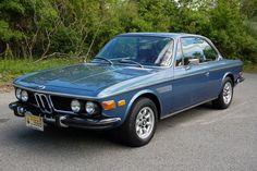 1974 bmw csi - In metallic blue! Another one of my faves! My Dream Car, Dream Cars, Bmw E21, Bavarian Motor Works, Sports Sedan, Metallic Blue, Vintage Cars, Porsche, Classic Cars