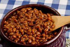 Baked Beans - Bob Ingelhart/E+/Getty Images