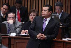 Alfredo Cristalinas, extitular de la Unidad de Fiscalización del INE. Foto: Benjamin Flores