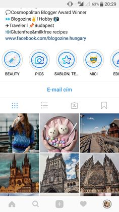 Így használd az Instagram Sztorit! - Blogozine Award Winner, Jakarta, Budapest, Instagram