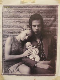 Kylie Minogue & Nick Cave. Hottest couple ever.mmm then again she was with Micheal...