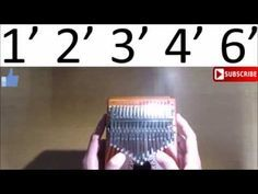 You Are My Sunshine-Kalimba 17 Keys-Easy Practice With Tab Music Tabs, Piano Sheet Music, Music Sheets, Ukulele Songs, Partition, Played Yourself, You Are My Sunshine, News Songs, Keys