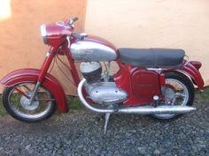 JAWA 250/559 r.v. 1960