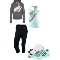 Nike - Polyvore