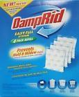 DampRid FG92 Moisture Absorber Easy-Fill System Refill 4-10.5-Ounce Packets