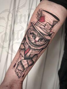 Cute Tattoos, Unique Tattoos, Leg Tattoos, Small Tattoos, Tattoos For Guys, Sleeve Tattoos, Tattoo Fonts, I Tattoo, Clown Tattoo
