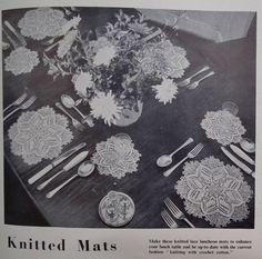 Vintage Needlecraft Magazine 1950s Sewing by sewmuchfrippery