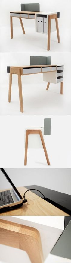 Let's see this multifunctional table designed by Reinhard Dienes for Singapore Foundry Collection, sleek and modern design