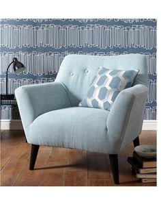 Boho Fabric Occasional Chair | very.co.uk