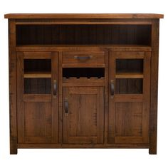 crosley furniture alexandria sliding top bar cabinet in vintage mahogany finish alexandria bar and wood veneer