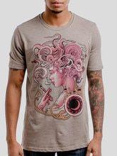 1aaff328 Daydreamer - Multicolor on Heather Ash Mens T Shirt - Curbside Clothing  Heather Grey, Daydream