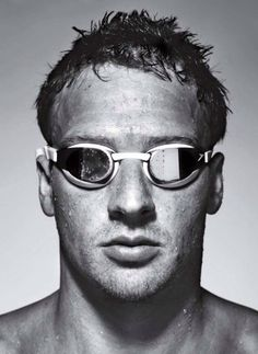 Ryan Lochte by Martin Schoeller for TIME Magazine