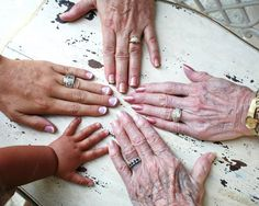 Love this photo of 5 generations!