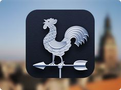 Rooftops Icon (App Released) by Takahashi Alex