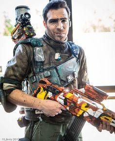 Borderlands 2   - Axton cosplay